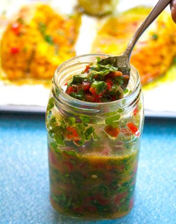 5 minute wonder sauce | brightrootskitchen.com
