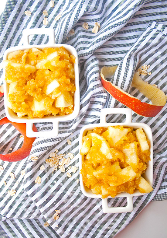 Best Apple Cobbler with Oat Topping  brightrootskitchen.com