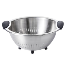 Oxo stainless steeel colander