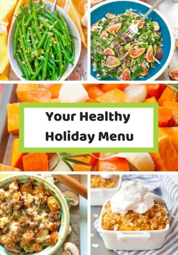 healthy holiday menu| brightrootskitchen.com