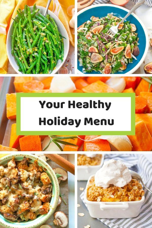 healthy holiday menu| brightrootskitchen.com