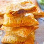 Cheesy Bacon and Sweet Potato Pastry Bites