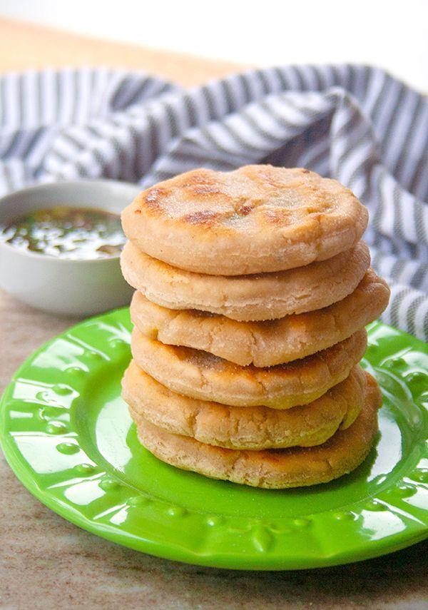 How to make scallion pancakes  brightrootskitchen.com