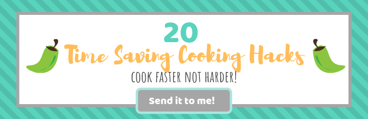 20 time-saving cooking hacks