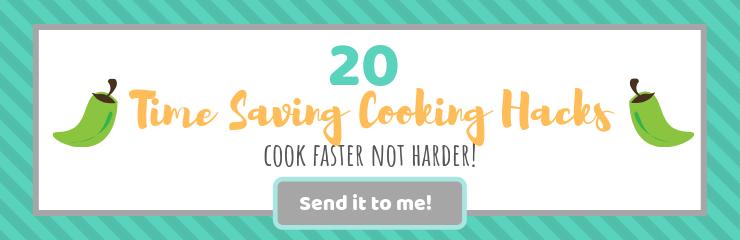 20 time-saving cooking hacks