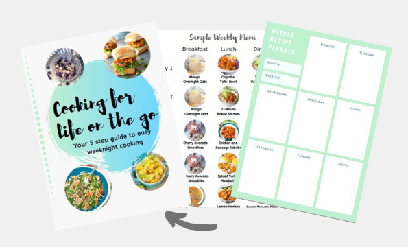 Cooking for life on the go | brightrootskitchen.com